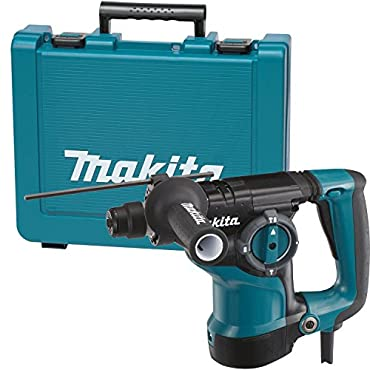 "Makita HR2811F 1-1/8"" Rotary Hammer with LED Light"