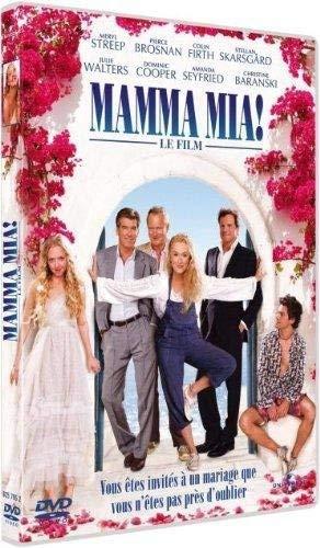 Mamma Mia! [Francia] [DVD]: Amazon.es: Meryl Streep, Amanda ...