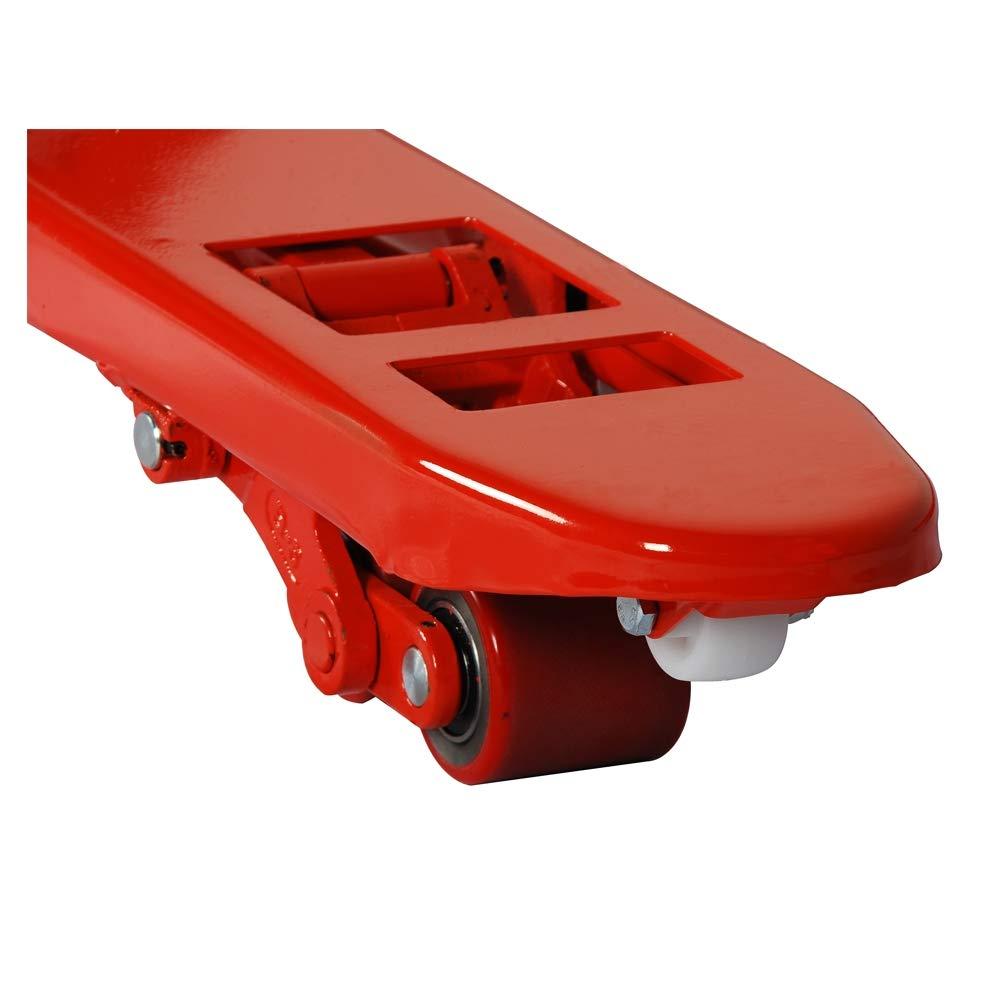 """Heavy Duty Pallet Truck//Jack 6600lbs Capacity 48/""""L x 27/""""W Fork"""