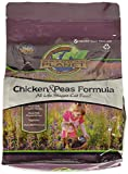 Natural Planet Organics All Life Stages Dry Cat Food Chicken and Peas Formula 2.2 lb