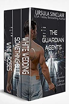 The Guardian Agents: A Guardian Agency Novel by [Sinclair, Ursula]