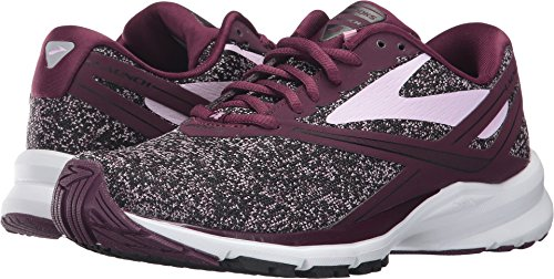 Brooks Women's Launch 4 Pickled Beet/Pink/Black 8.5 B US
