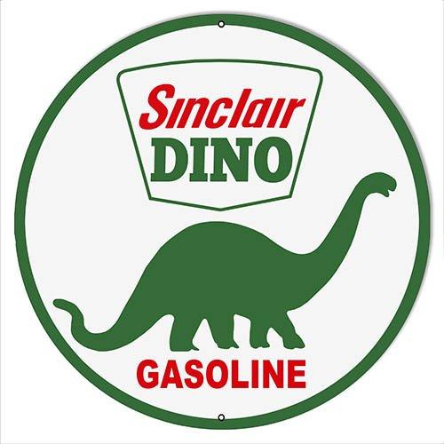 sinclair motor oil sign - 7