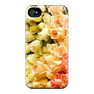 Excellent Iphone 4/4s Case Tpu Cover Back Skin Protector Sympathy Tribute For Marianomel22