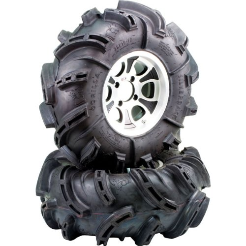 Gorilla Silverback ATV Tire 27x10-12 ARCTIC CAT BOMBARDIER CAN-AM HONDA JOHN DEERE KAWASAKI KYMCO POLARIS SUZUKI YAMAHA (Can Axles Gorilla Am)