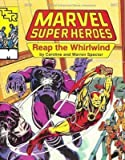 img - for Reap the Whirlwind (Marvel Super Heroes Module MX3) by Warren Spector (1987-09-03) book / textbook / text book