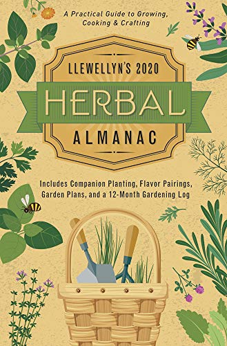 Llewellyn's 2020 Herbal Almanac: A Practical Guide to Growing, Cooking & Crafting (Llewellyn's Herbal Almanac) by Jill Henderson, James Kambos, Kathy Vilim, Corina Sahlin, Thea Fiore-Bloom, Monica Crosson, Suzanne Ress, Elizabeth Barrette, Emily Towne, Dawn Ritchie, Natalie Zaman, Linda Raedisch, Holly Bellebuono, Mireille Blacke, Autumn Damiana, Diana Rajchel, Charlie Rainbow Wolf, Mickie Mueller, JD Hortwort, Anne Sala, Diana Stoll, Estha K. V. McNevin, Kathy Martin, Susan Pesznecker, Llewellyn