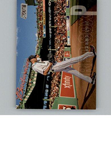 Sale Chris Baseball (2018 Topps Stadium Club #71 Chris Sale Boston Red Sox MLB Trading Card)
