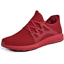 ZOCAVIA Womens Running Shoes Breathable Mesh Athletic Gym Walking Shoes