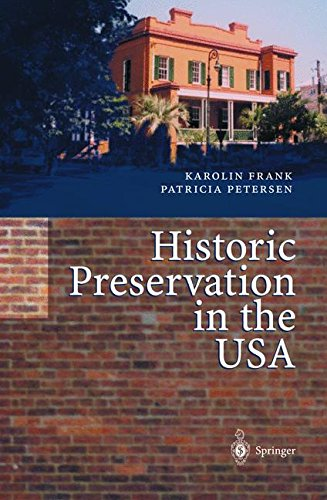 Download Historic Preservation in the USA pdf