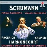 Schumann : Concerto pour piano - Concerto pour violon