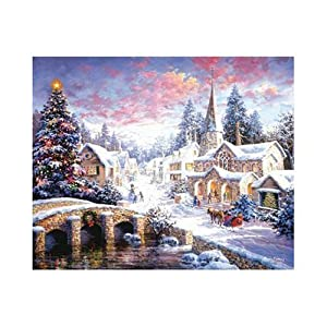 A Touch Of Heaven Jigsaw Puzzle 1500pc By Sunsout