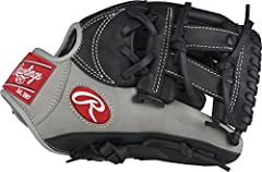Take the field like the pros with the Rawlings gamer Series Baseball glove. This soft, all-leather Baseball glove with Pro-Style features is designed for durability, performance, and reliable shape retention. Featuring Tennessee tanning rawhi...