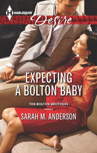 book cover of Expecting a Bolton Baby