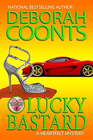 book cover of Lucky Bastard