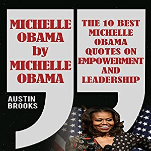 Michelle Obama by Michelle Obama Audiobook