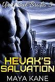 Hevak's Salvation (Universal Brides SciFi Alien Romance)