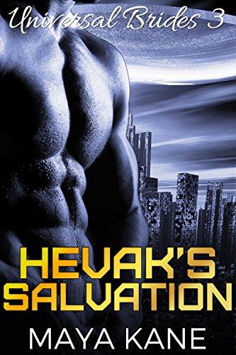 Hevak's Salvation (Universal Brides SciFi Alien Romance) (English Edition)
