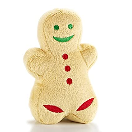 Amazon Com Peeps Plush Gingerbread Man Limited Edition Home