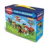 Image of Paw Patrol Phonics Box Set (PAW Patrol) (Step into Reading)