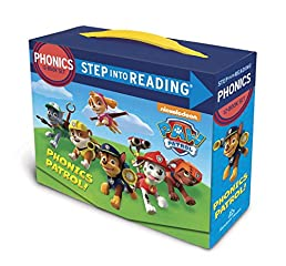Paw Patrol Phonics Box Set (PAW Patrol) (Step into Reading)