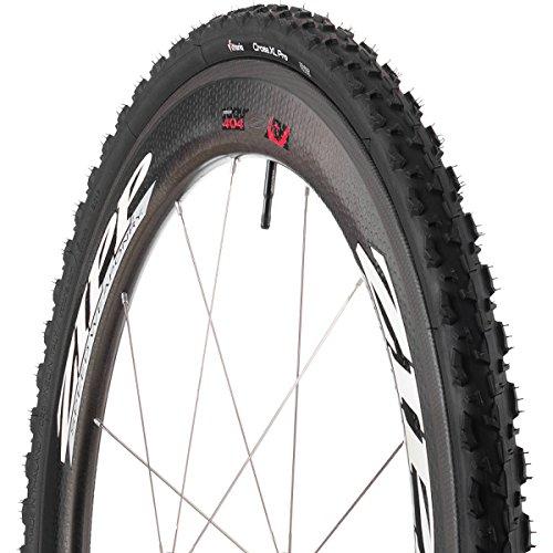 Cyclocross Tubular Clincher (Vittoria 33 Cross XI Pro Tire, Black Fold, (700cm Wheel Size x  25/40))
