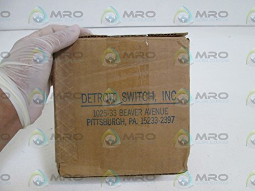 Detroit Switch INC. Control Switch 222-10 New in Box by DETROIT SWITCH INC. (Image #4)