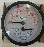 EHTP214 Temperature & Pressure Gauge 200