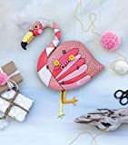 Cheap Allen Designs Crazy Legs Flamingo Pendulum Clock by