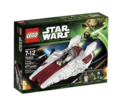 Wing Starfighter - LEGO Star Wars A-wing Starfighter 75003