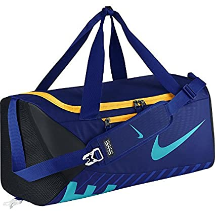 1b60260338 Amazon.com   Nike Alpha Adapt Crossbody Medium Training Duffel Bag Deep  Royal Blue Black Omega Blue   Sports   Outdoors