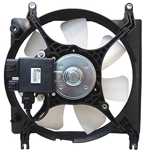 Automotive Cooling Brand Radiator Cooling Fan Assembly For Chrysler Sebring Dodge Stratus MI3115107 100% Tested