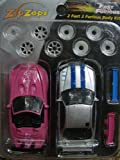 The Fast and the Furious 2 Fast 2 Furious Body Kit Car Set