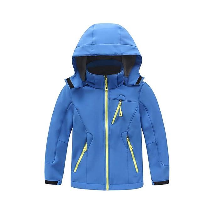 Zhhlinyuan Jacket Chaqueta Softshell Chaqueta de Esquí para ...