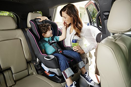 Graco Extend2Fit Convertible Car Seat, Kenzie by Graco (Image #7)