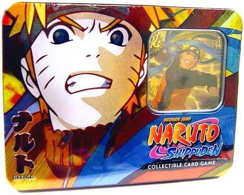 Amazon.com: 2009 Naruto CCG: Guardián de la villa de estaño ...