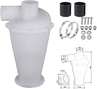 Sinbide Aspirador de polvo y separador – Separador ciclón ...