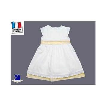 3c076306ee54 Poussin bleu - Tenue cérémonie fille