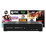 Mediasonic HomeWorx ATSC Digital Converter Box w/Recording and Media Player Function (2018 Version) (HW180STB-Y18)