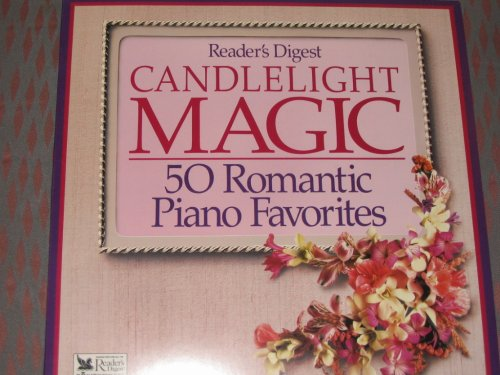 Candlelight Magic:50 Romantic Piano Favorites:Record #1