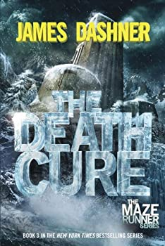 The Death Cure 0385738773 Book Cover