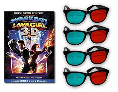 51000f9b31 Amazon.com  The Adventures of Sharkboy and Lavagirl 3D DVD and ...