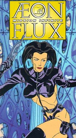 Aeon Flux - Mission Infinite [VHS] -