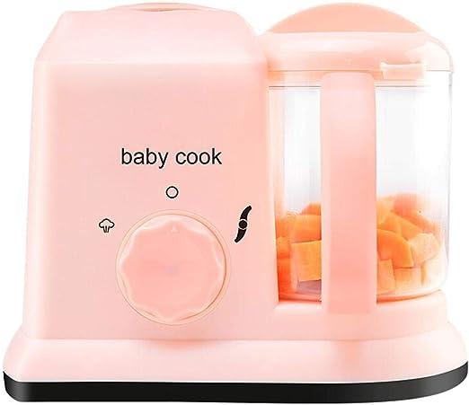 NOWAYTOSTART 5 En 1 Robot De Cocina para Bebé Procesador De ...