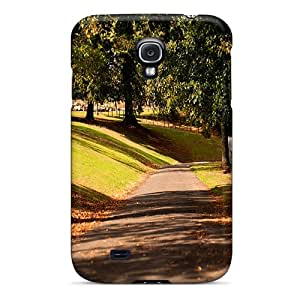 Waterdrop Snap-on Park Road Case For Galaxy S4