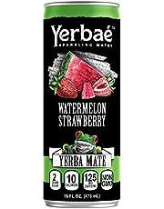 Yerbae Enhanced Sparkling Water (12 pack) Energy Yerba Mate 16oz Cans