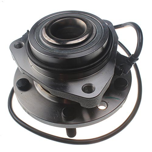 Mover Parts 513124 Front Wheel Hub and Bearing Assembly Fit Chevrolet Blazer S10 GMC Jimmy Sonoma Isuzu Hombre Oldsmobile Bravada
