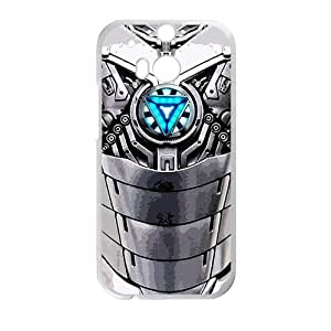 Happy Magical robot Cell Phone Case for HTC One M8
