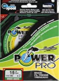 Power Pro Spectra Fiber Braided Fishing Line, Moss Green, 150YD/15LB