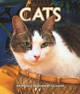 Calendar Cats 2007 Weekly Calendar Book